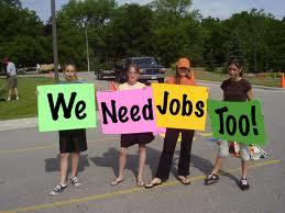 summer jobs 1