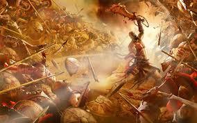 holy battle