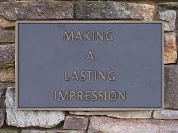 lasting Impression 1
