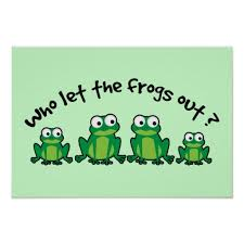 frogs 15